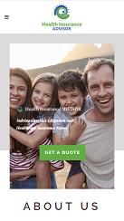 Health Insurance Advisor mobile image