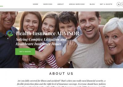 Health Insurance Advisor